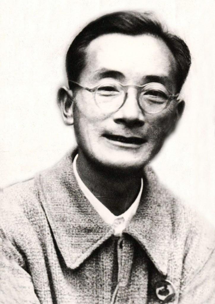 会理古城王氏槐庭二十世孙鸿恩(名雪汀1950年照)